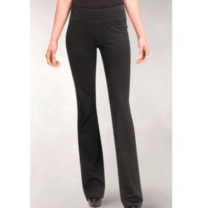 CABI Flare Charcoal Grey Trousers